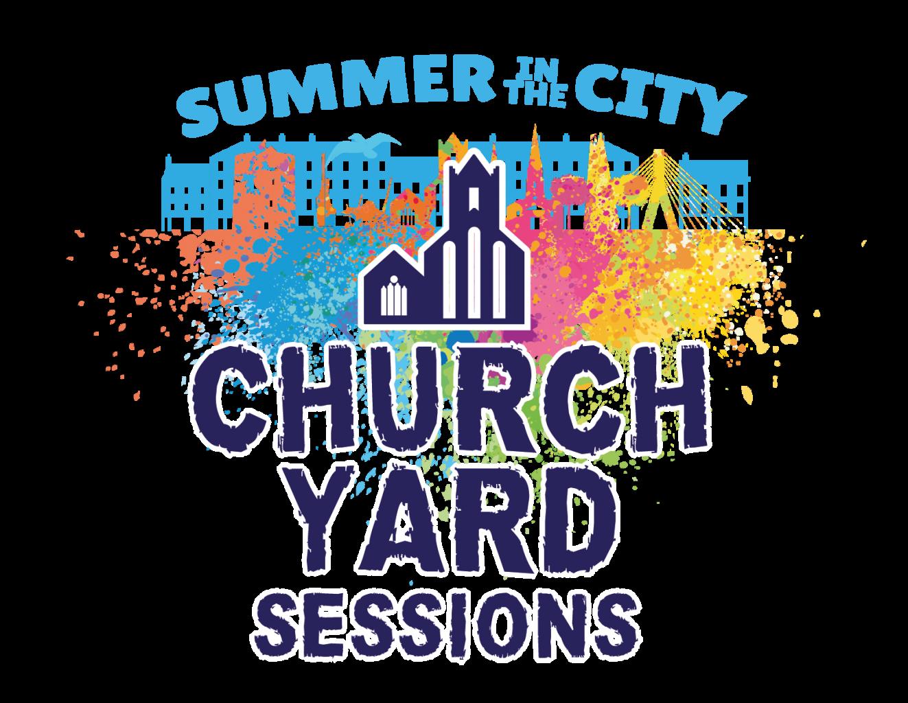 Churchyard Sessions Logo