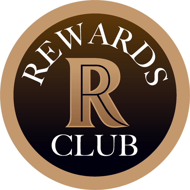 The Reg Rewards Club Logo