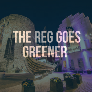 The Reg Goes Greener